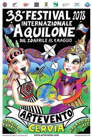 AQUILONI - PINARELLA DI CERVIA/RA - 04/2018