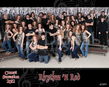 DCG Rhythm n Red