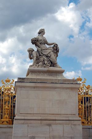 Sculptures de Versailles