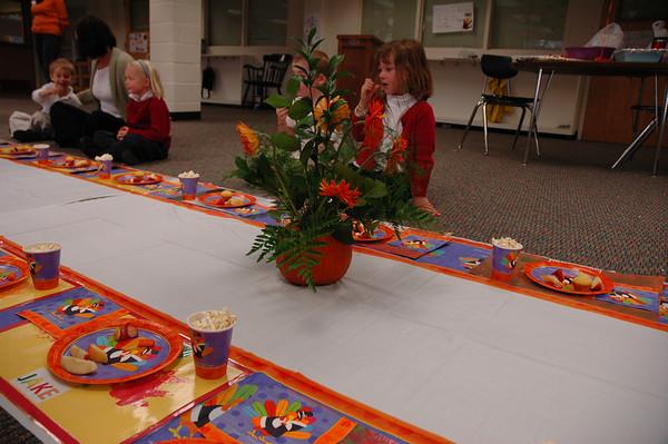 2009 PK Thanksgiving Feast