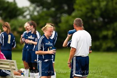 2011 PHS Soccer vs South Dearborn @ Columbus