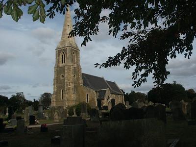 Luddington Church
