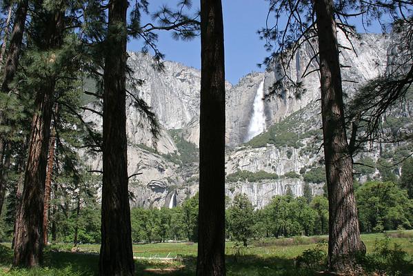 Yosemite Valley - Spring 2012
