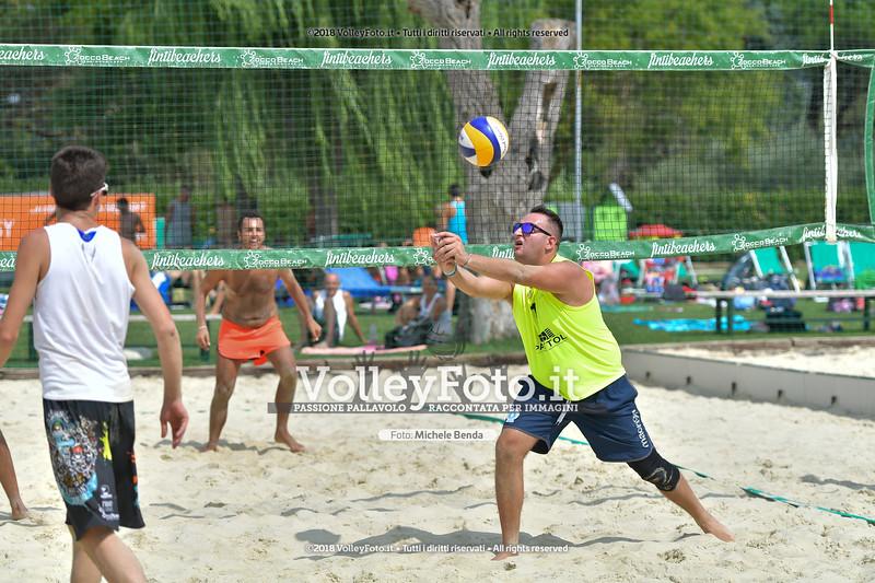 presso Zocco Beach PERUGIA , 25 agosto 2018 - Foto di Michele Benda per VolleyFoto [Riferimento file: 2018-08-25/ND5_8953]