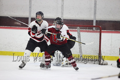 Prep School - Hockey 2008-9