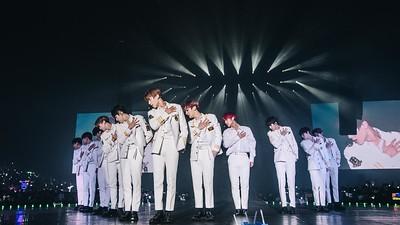 Wanna One World Tour <ONE:THE WORLD>