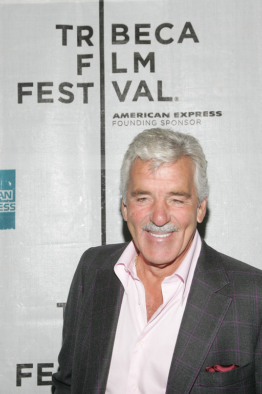 """. Actor Dennis Farina attends the premiere of \""""You Kill Me\"""" at the 2007 Tribeca Film Festival on April 28, 2007 in New York City.  (Photo by Peter Kramer/Getty Images for Tribeca Film Festival)"""