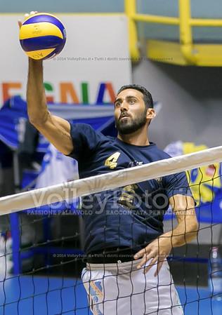 ASD Cagliari Volley - VBA Olimpia Sant'Antioco