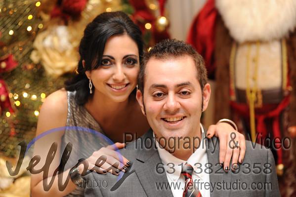 Deena & Shaddy - Watermill - December 27, 2013