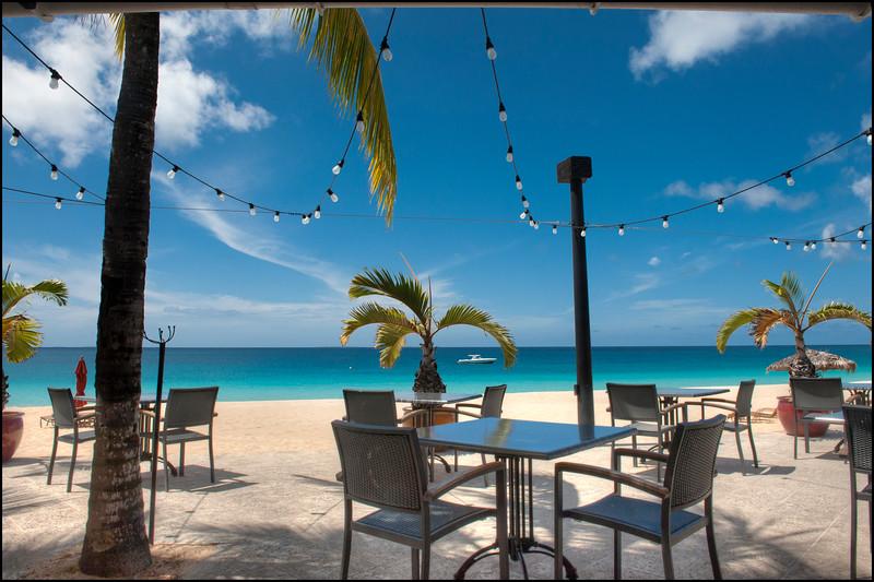 Straw Hat restaurant, Meads Bay, Anguilla