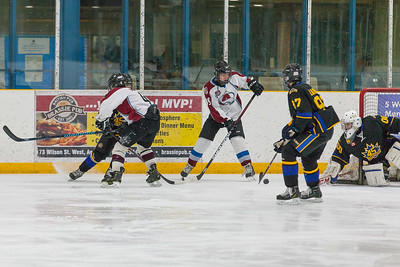 vs Brampton Last Game January 14, 2018