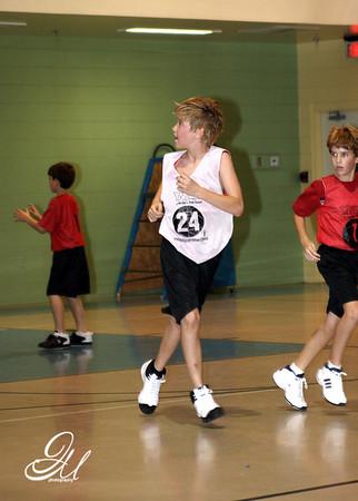 YMCA Timberwolves 1-7-08