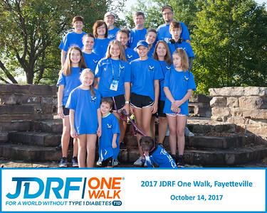 JDRF Walk 2017