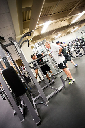 Peak Personal Trainers with Clients
