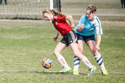 Youth Soccer - April 12, 2014