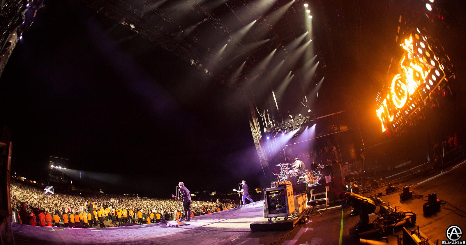 Blink-182 at Leeds Festival