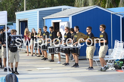 17-09-30 Drum Corps at Swim & Dive