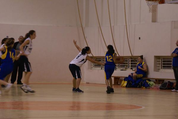Zichron Girls Basketball