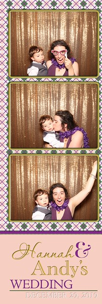 Hannah & Andy's Wedding (12/29/19)