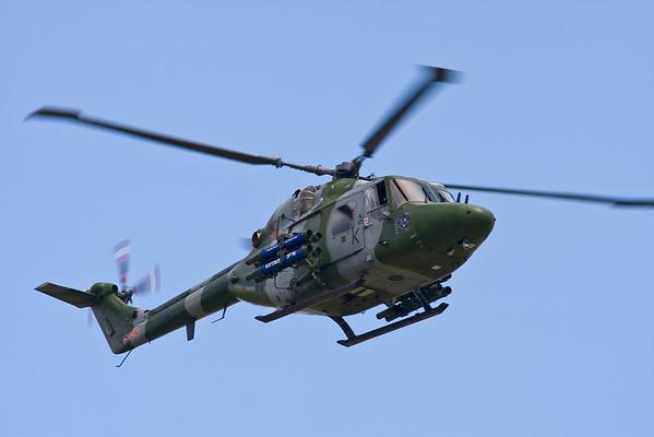 Westland AH7 and AH9 Lynx