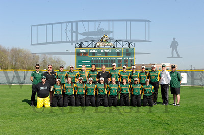 15635 Womens Softball Team 4-18-15