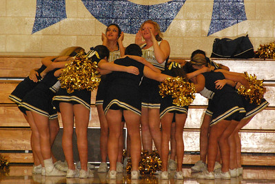 Freshman Cheer BB MVHS