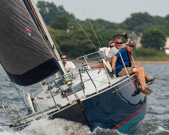 Willoughby Bay Race July 29, 2021