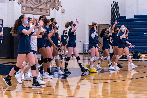 05'12'21 Varsity Girls vs Hart