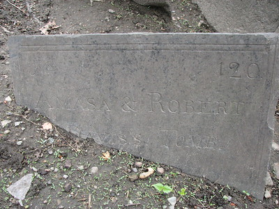 Robert Davis Grave