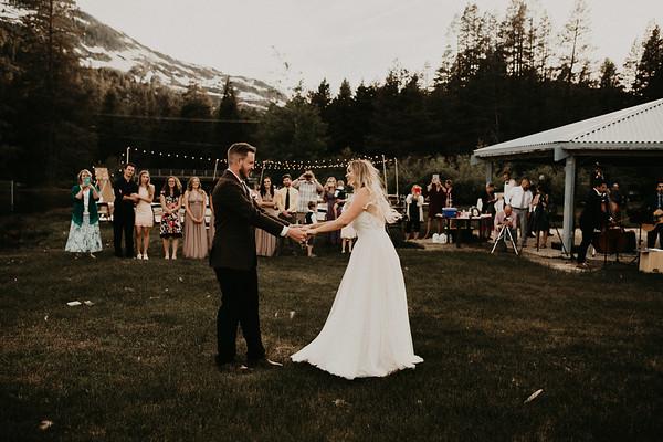 Teddy & Annie Mason Wedding