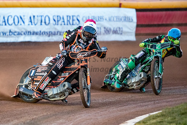 Birmingham Brummies vs Wolverhampton - David Mason Farewell - 3rd April 2019
