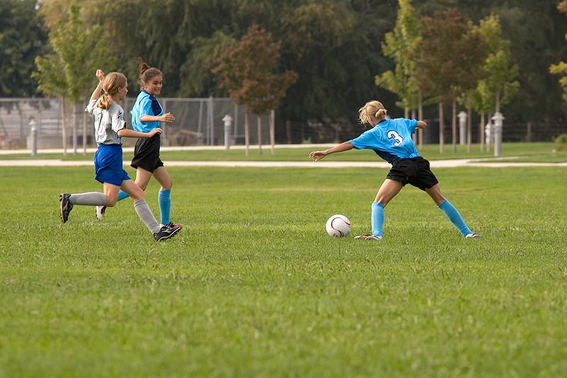Week 6: Girl's MYSA U15 – Merced Strikers