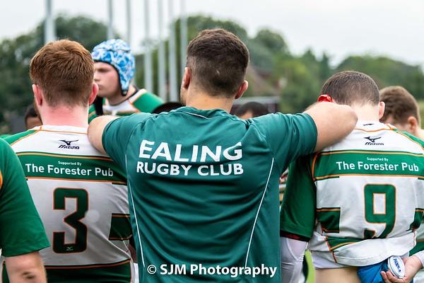 Ealing Trailfinders 1871 vs Grasshoppers RFC - 21 August 2021