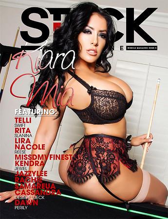 Stack Models Magazine Issue # 5