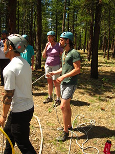 Feather River College Leadership Camp | May 2018