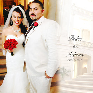 Dulce and Adrian's Wedding