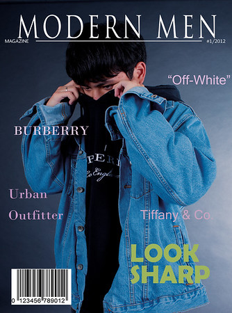 Magazine Cover: Final Cover