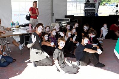 Bolton Fair 2010 - New Hope Mime Troupe