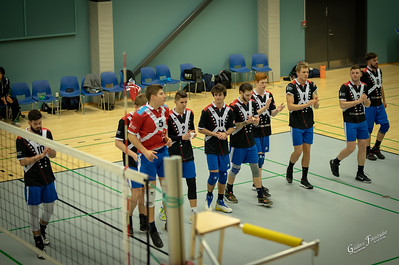 Ishøj Volley - januar 2019