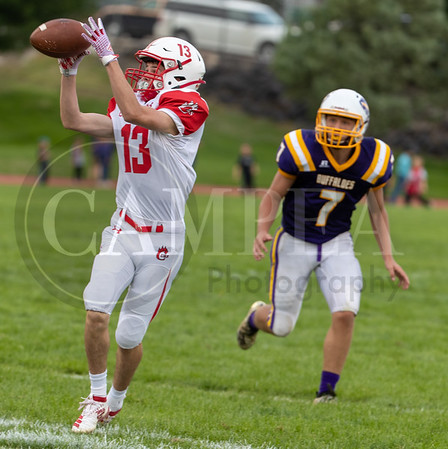 Stanley County vs Chamberlain - Aug 31 2019