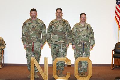 2017 12 08 316th Cavalry Brigade NCO Induction ceremony