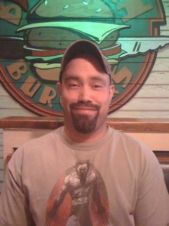 2009 08 28 - Dinner at Chillis