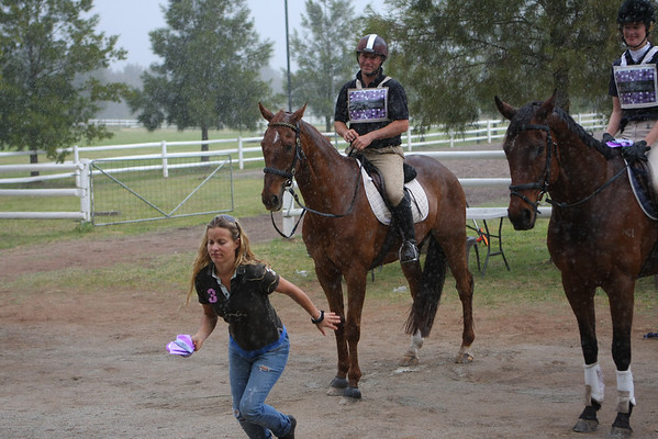 Young Event Horse Event GP