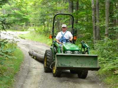 HVSR Trail Work Photos