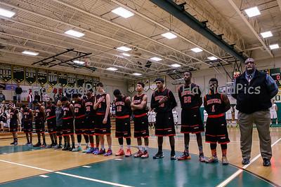 Boys Basketball Langley 1/31/14