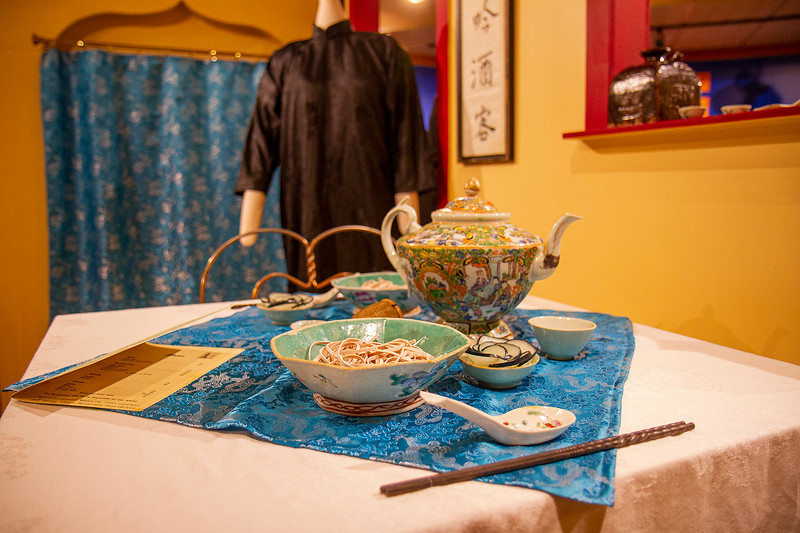 Chinese History Exhibit   June 2015