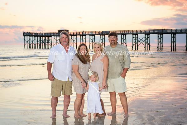The Card family     Panama City Beach