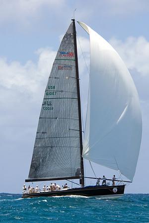 Moneypenny -- Antigua Sailing Week 2007