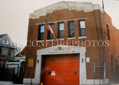 Engine 303 - Ladder 126