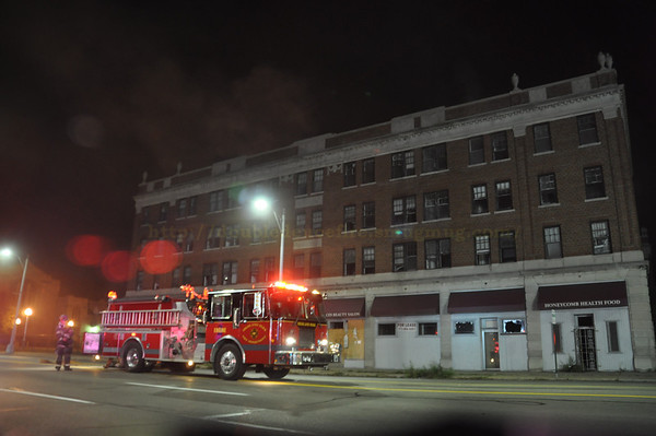 Box Alarm -Highland Park - Vacant Apartment